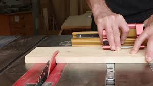 use circular saw as table saw how to use a table saw woodworking with a table saw diy doctor