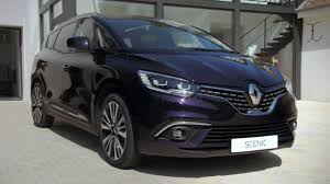 renault grand scenic 2017 renault grand scenic initiale paris youtube