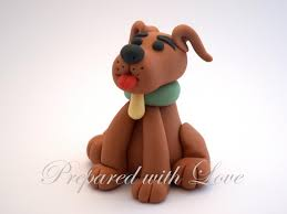 dog cake topper birthday cake toppers prepared with