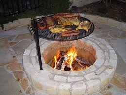Firepit Grills Outdoor Pit Grill Grate Home Design Garden Architecture