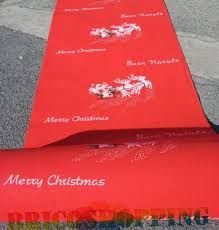 tappeti natalizi passatoia tappeto rosso natale natalizio vendita al metro babbo
