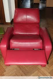 fauteuils rouges 2 fauteuils rouges a vendre à kortrijk 2ememain be