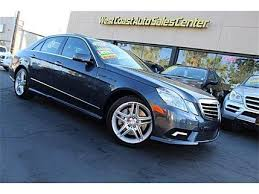 2011 mercedes for sale 2011 mercedes e550 classics for sale classics on autotrader