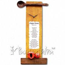 happy home decor buy kitchen decor for wall happy home love recipe art online in