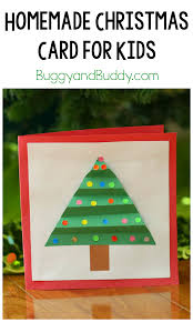 christmas crafts for kids homemade christmas card christmas