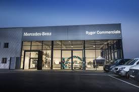 mercedes gloucester gloucester branch development now open rygor rygor