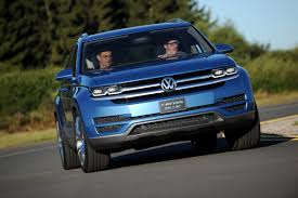 volkswagen crossblue coupe volkswagen plans coupe suv onslaught auto express