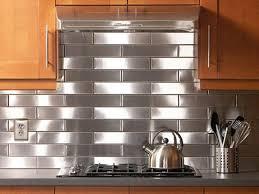 kitchen metal backsplash ideas interior stainless steel kitchen backsplash ideas kitchen
