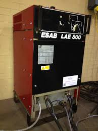 esab lae 800 submerged arc welding machine on hire
