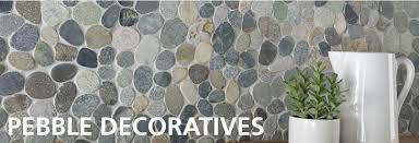 floor and decor tile pebble decoratives floor decor