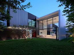 Modern L Shaped Home Design Idea Quecasita - L shaped home designs