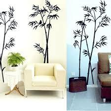 wall ideas bamboo acrylic wall art decor diy art black bamboo bamboo acrylic wall art decor diy art black bamboo quote wall stickers decal mural wall sticker
