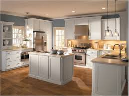 kitchen craft cabinets painted kitchen cabinets in alabaster by