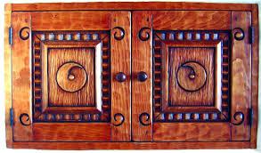 Southwest Kitchen Cabinets Conchas Cabinet Doors Southwest Furniture Santa Fe Style