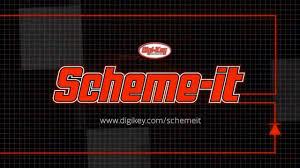 scheme it free online schematic tool digikey youtube