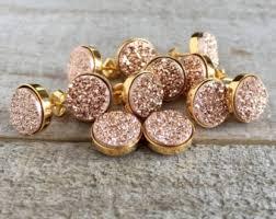 druzy stud earrings druzy earrings studs druzy earrings gold stud earrings druzy