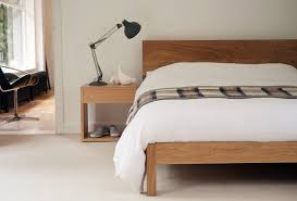 Contemporary Bed Frames Uk Bespoke Beds And Futons Options U0026 Advice Natural Bed Co