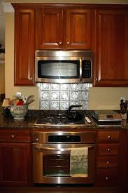 kitchen backsplash tin tin kitchen backsplash pvc faux sted corrugated acttickets info