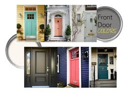 eye catching colors to paint your front door u2014 georgette marise