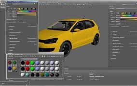 auto design software rtt s global illumination and raytracing software car design news
