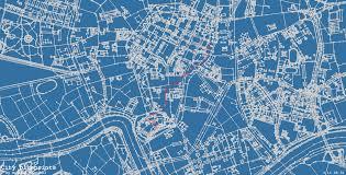 city blueprints