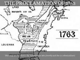 Map Of The 13 Colonies Events Leading Up To The Revolution By Stephen Coleman