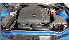 2014 camaro engine camaro v6 chrome engine cap set pfyc