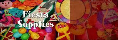 décor supplies papel picado pinatas maracas
