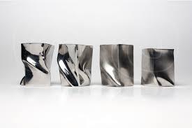 bicchieri design vaso e bicchieri design in acciaio inox lafucinadiefesto