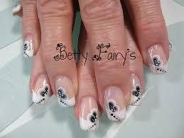 deco ongle en gel noir et blanc ongles naturel tous les messages sur ongles naturel page 44