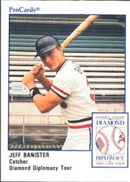 Jeff Banister Jeff Banister Gallery The Trading Card Database