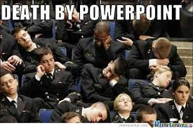 Powerpoint Meme - powerpoint death by djoe8 meme center