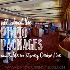 all about the photo packages on disney cruise line u2022 disney cruise