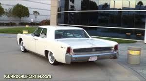 joe u0027s sick 1962 lincoln continental