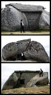 Unusual House Names Stone House Guimaraes Portugal Homes Out Of The Ordinary