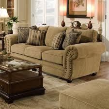 simmons antique memory foam sofa furniture lovely simmons morgan antique memory foam sofa for your