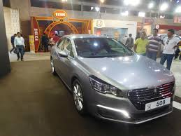 peugeot executive car 5 hottest car in nada auto show 2017 ktmfeed