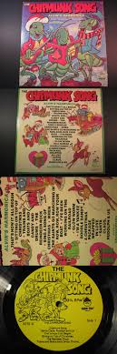 songs and album the chipmunk song the grasshoppers