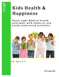 kids health and happiness vacation bible