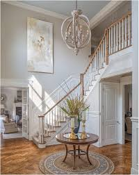 Chandeliers For Foyers Foyer Chandeliers For Two Story Homes Centsational Style