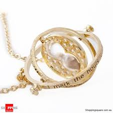hermione necklace time images Harry potter hermione rotating time turner necklace online jpg