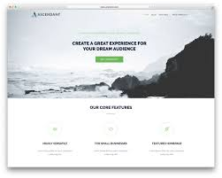 wordpress layout how to 25 best free wordpress themes built with bootstrap 2018 colorlib