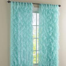 cascade rod pocket curtain tiffany and co pinterest rod