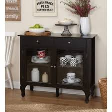 Black Buffet Table Buffets Sideboards U0026 China Cabinets Shop The Best Deals For Nov