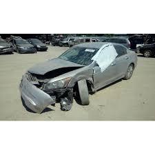 2010 honda accord parts used 2010 honda accord parts car silver with black interior 4cyl