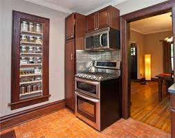 pantry cabinet recessed pantry cabinet with classic to modern