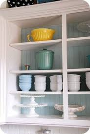 Painting Inside Kitchen Cabinets by Holiday Home Tour Casa Verde Wallpaper Doors And Contact Paper