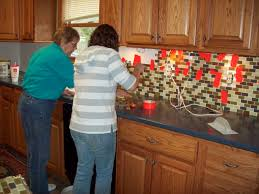 removing kitchen tile backsplash tetris for adults our wolf den