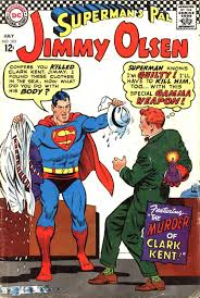 superman u0027s pal jimmy olsen vol 1 103 dc database fandom