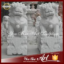 foo dog statue for sale marble carving foo dog statue for sales buy foo dog